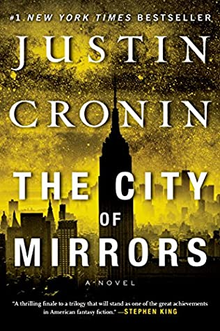 book cover of The City of Mirrors