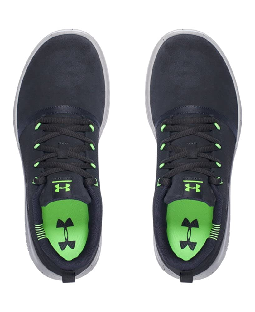 Under Armour Boys Grade School UA Charged 24//7 Low Suede Shoes
