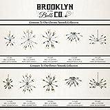 12-Light Sputnik Chandelier Brass - Flush Mount