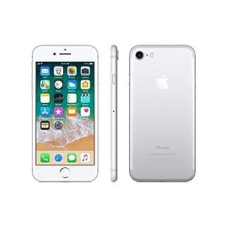 Apple iPhone 7, 32GB, Silver - For Verizon (Renewed)