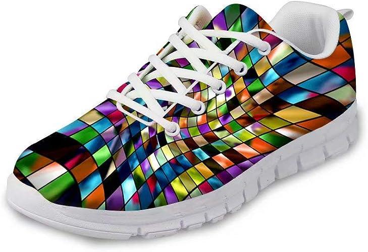 MODEGA Animal Print Shoes Colorful