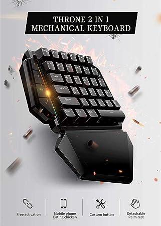 Alician Electronic for GameSir Z2 Gaming Combo de Teclado ...