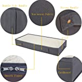 MAX Houser Under Bed Storage Bag,Breathable,Storage Bags for Blankets