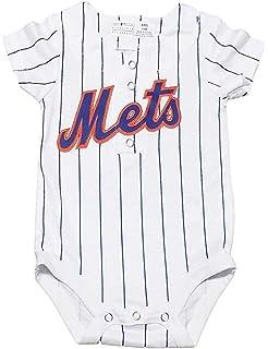 online retailer 6ea42 81c1b Amazon.com : Outerstuff New York Mets Infant Cool Base Home ...
