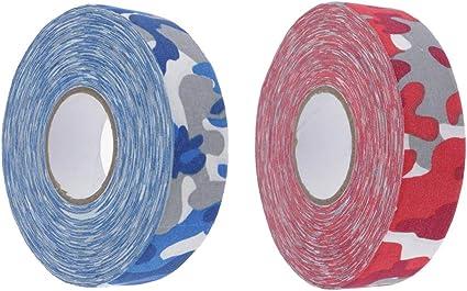 Seasons Shop Ruban Adh/ésif Autocollant Hockey Antid/érapant Bande pour Crosse De Hockey Glace Tape Protecteur