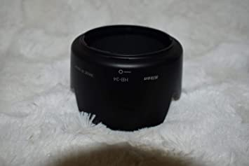 Utiliza Nikon HB-34 Parasol