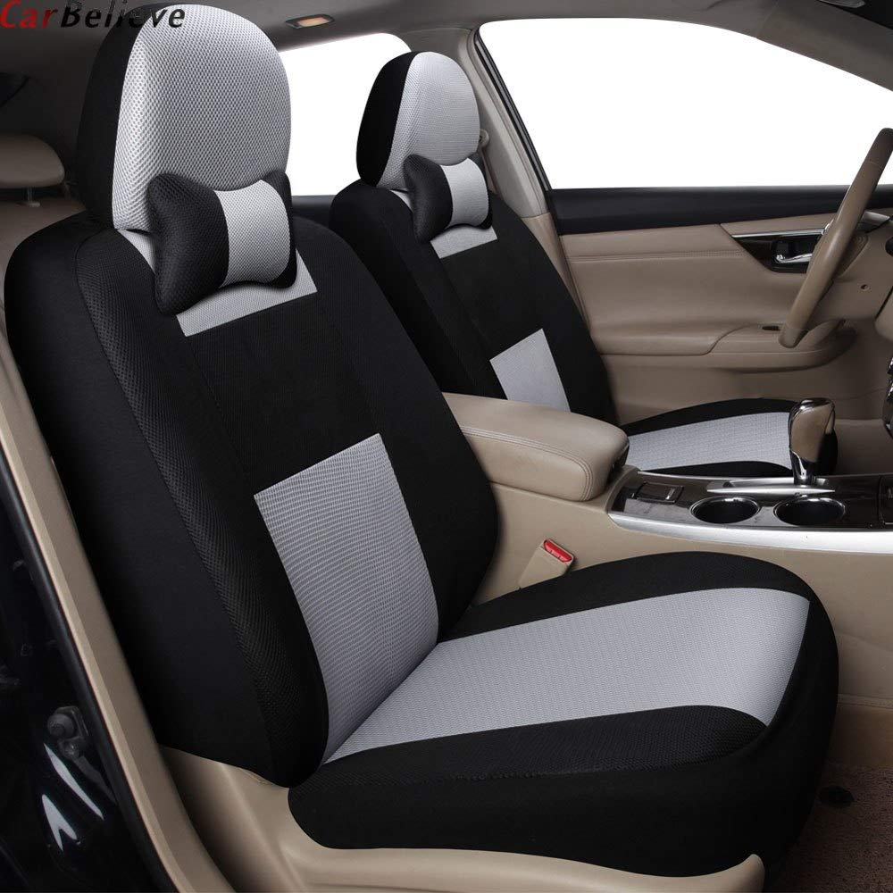 Superb Amazon Com Hokuga 2 Pcs Car Seat Cover For Toyota Corolla Gamerscity Chair Design For Home Gamerscityorg