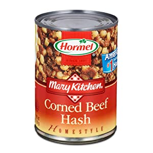 Mary Kitchen Hash - Corned Beef -14 Ounce(Pack of 12)