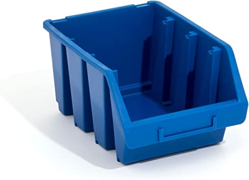 Ergo x 5 cajas Bandeja para estantería tamaño 3, tornillos, clavos, 240 x 170 x 126: Amazon.es: Bricolaje y herramientas
