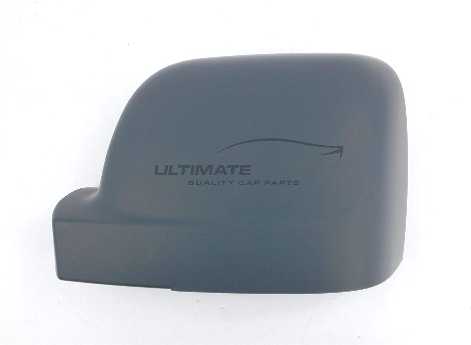 Left Hand Side Ultimate Styling Aftermarket Replacement Wing Mirror Cover Cap Colour Of Cover Primed For Passenger Side LH