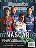 Sports Illustrated Collectors Issue NASCAR 2007 NEXTEL CUP REVIEW 2008 SPRINT CUP PREVIEW Jimmy Johnson Stands Alone CHARTING THE NASCAR UNIVERSE