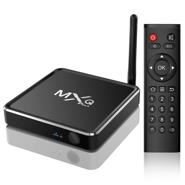 TICTID MXQ Plus 2G 16G Android TV Box Amlogic S912 Chipset Bluetooth 4.1 Android 6.0 TV Box Dual Band WiFi 2.4G/5G 4K Google Smart TV Box