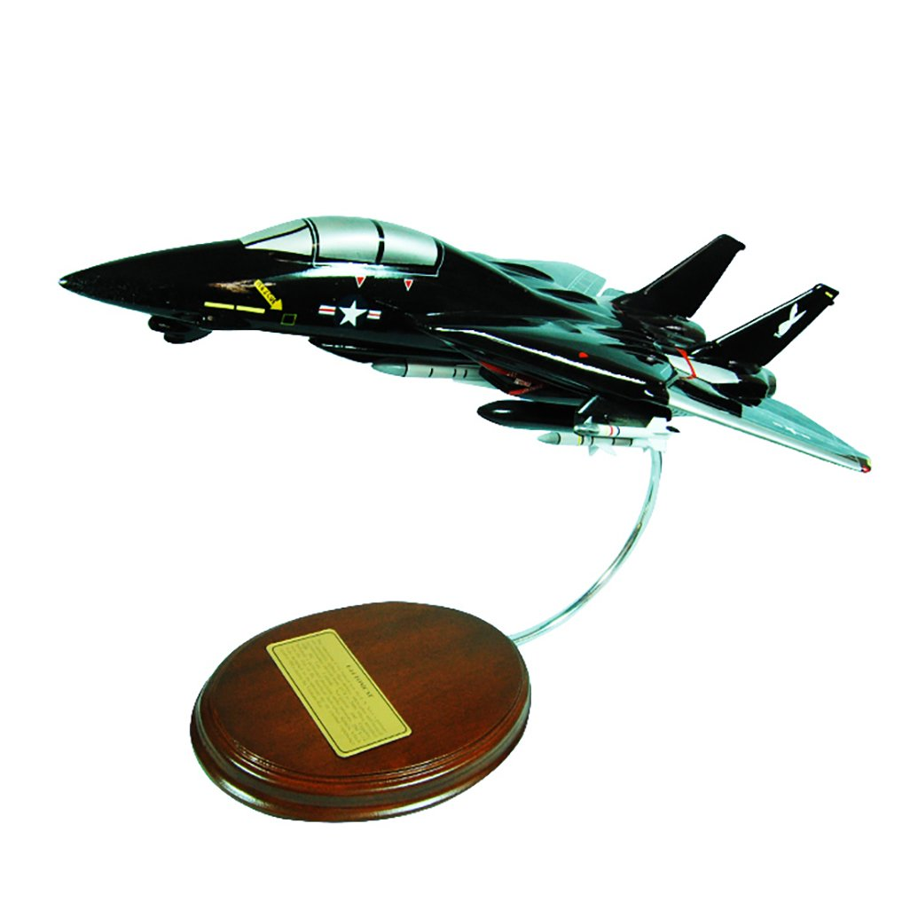 Mastercraft Collection F-14 Tomcat ''Black Bunny'' Model Scale:1/62