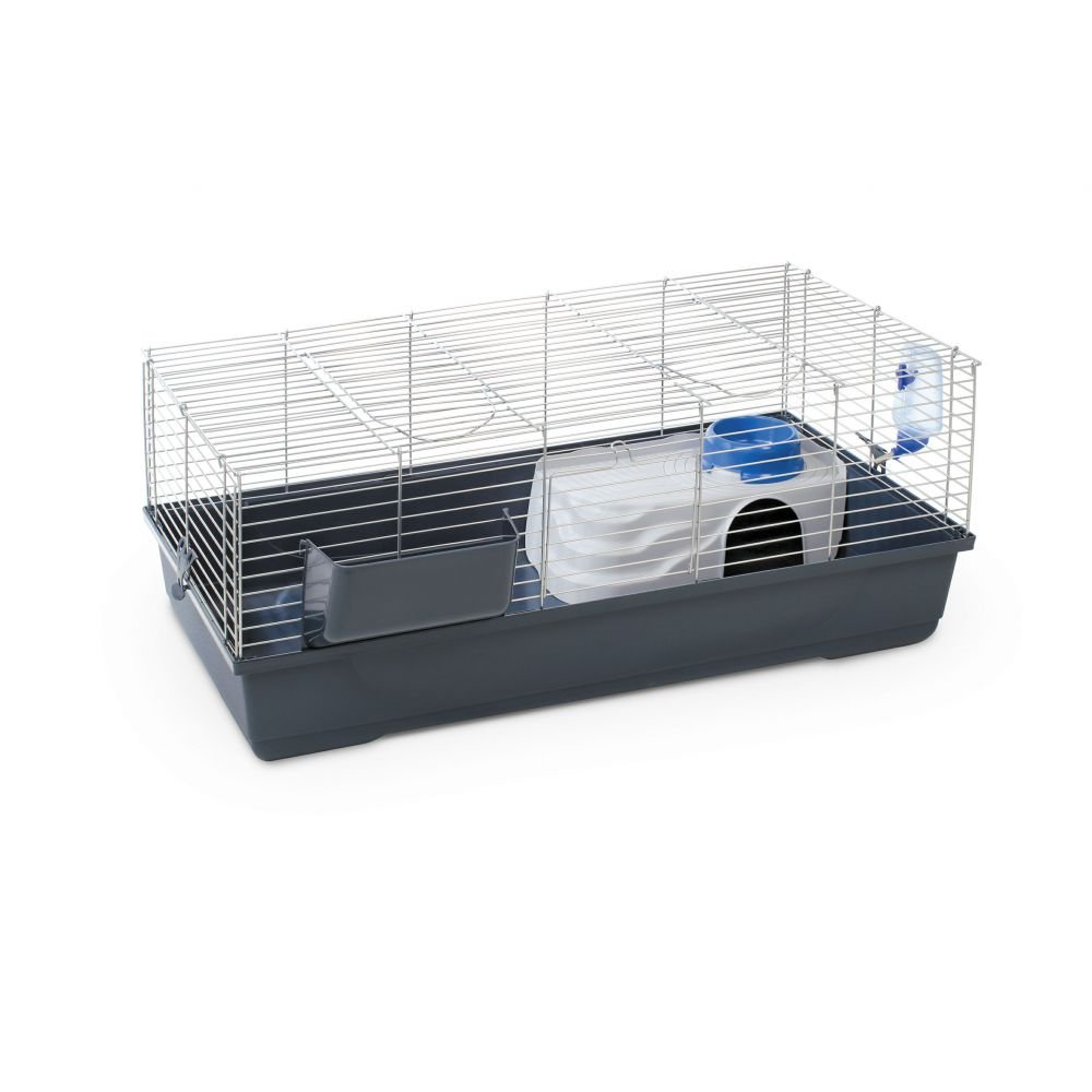 Rabbit, Guinea Pig, small animal INDOOR cage with accessories