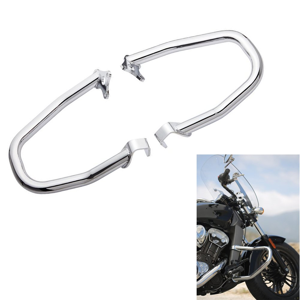 Details about Highway Engine Guard Crash Bar Kit For Indian Scout Sixty 2016-2017, Indian Scout 2015-2017(Replace Part Number: 2881756-156) XMT-MOTO