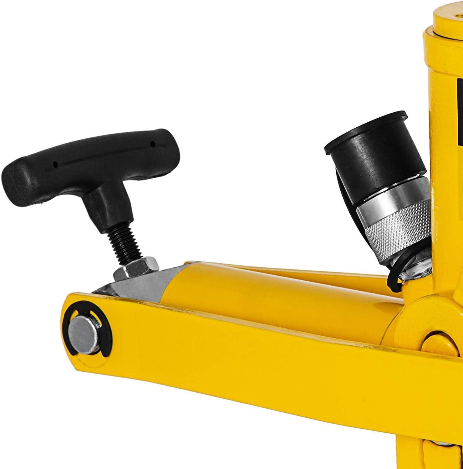 Zgyqgoo Traktor Lkw Reifen Hydraulischer Wulstbrecher 10000psi Air Hydraulic Bead Breaker Tragbarer Reifen Werkzeug Wulstbrechkraft Für Auto Lkw Anhänger Hydraulischer Wulstbrecher Küche Haushalt