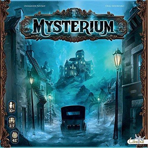 Junta mysterium Juego [de las mercancias de importacioen paralela]: Amazon.es: Juguetes y juegos