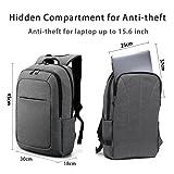 Tigernu Slim Business Laptop Backpacks Anti Thief