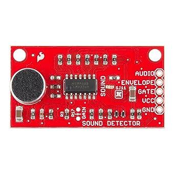 alsr SparkFun – Detector de sonido