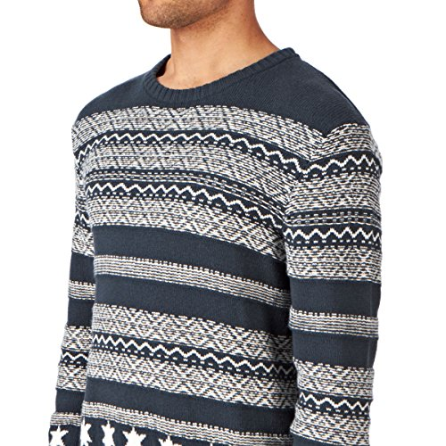 DC Charing Cross Sweater Orion Blue Large
