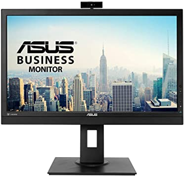 Asus Be24dqlb 60 45 Cm Business Monitor Black Computers Accessories