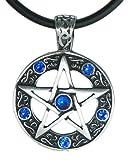exoticdream Color Star Pentagram Pentacle Pagan