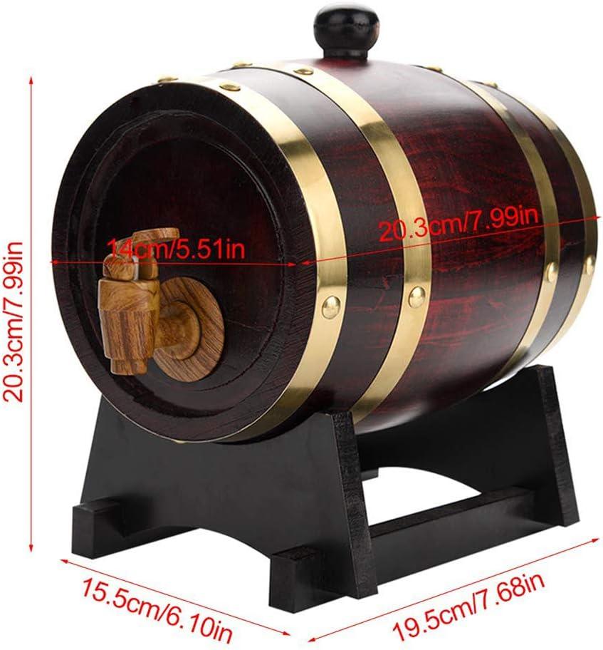 Barriles de Vino de 3 litros, dispensador de Barril de Whisky de ...