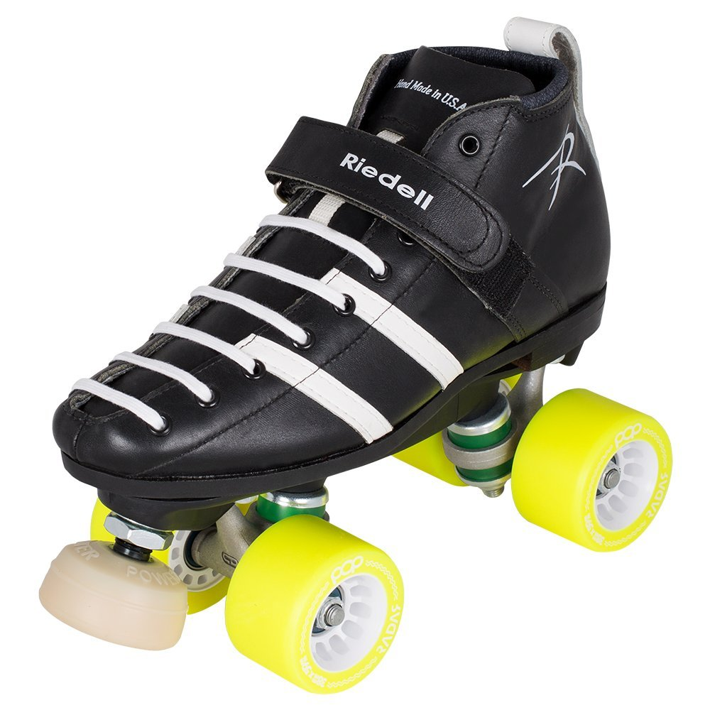 Riedell Roller 265 Wicked (Black, 10.5 D/B) by Derby
