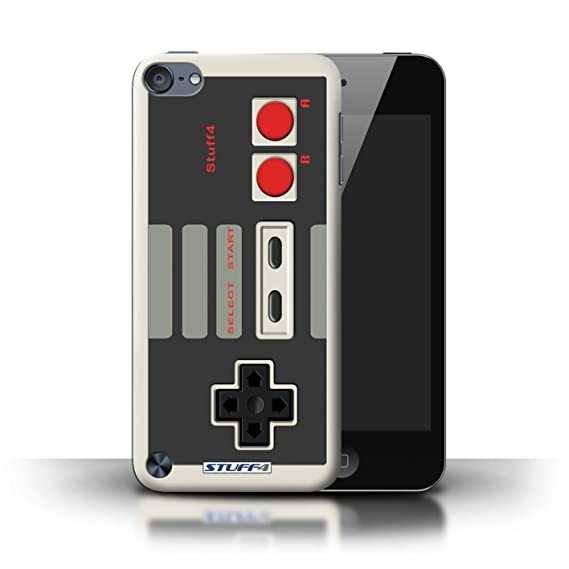 big sale 625a0 1a654 STUFF4 Phone Case / Cover for Apple iPod Touch 5 / Nintendo Classic Design  / Games Console Collection