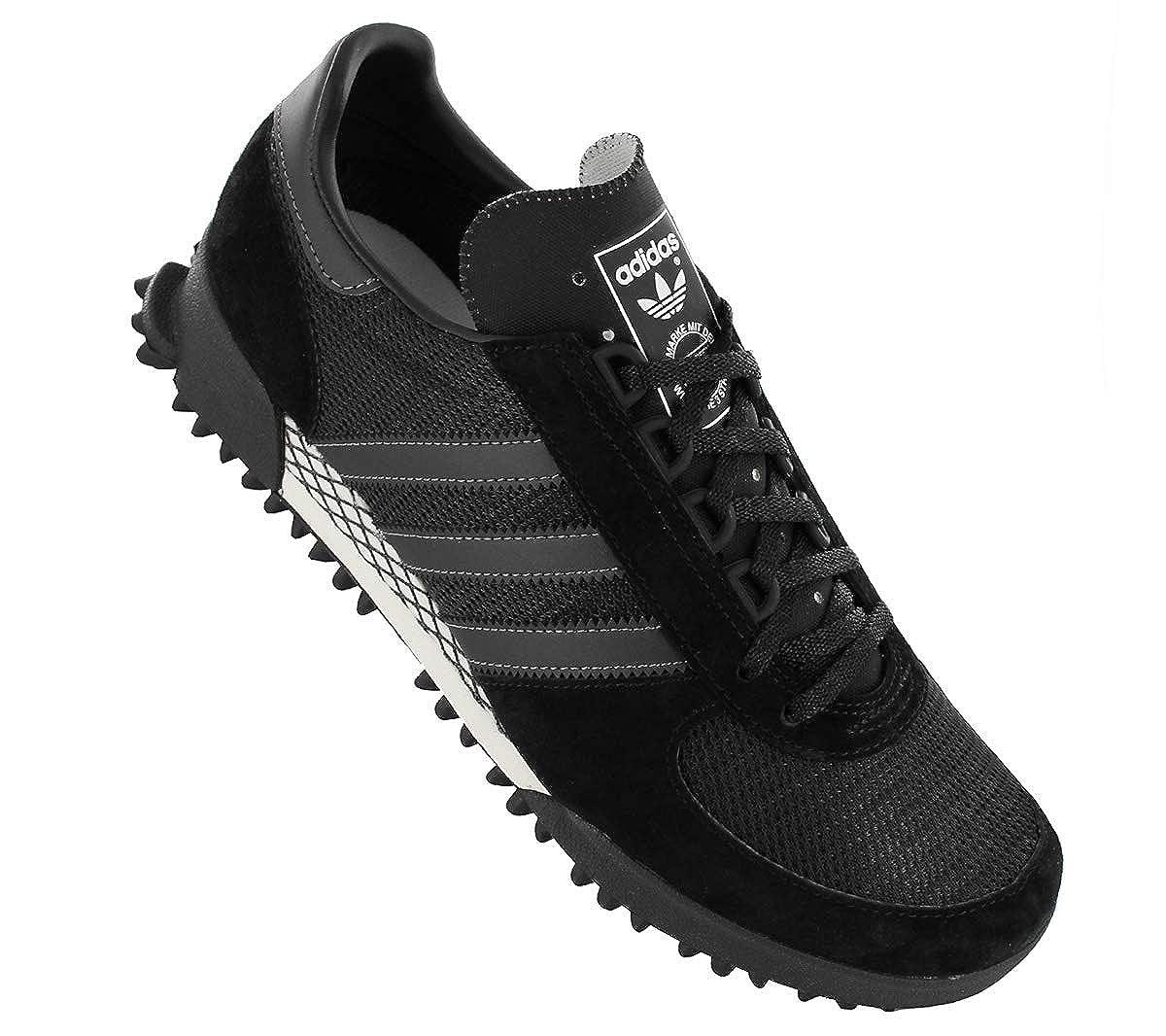 big sale de512 4830e adidas Originals Marathon TR Black  Amazon.co.uk  Shoes   Bags