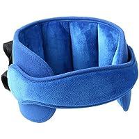 GOHIGH - Reposacabezas ajustable para niños para asientos de coche, cómodo soporte para la cabeza para dormir o siesta…