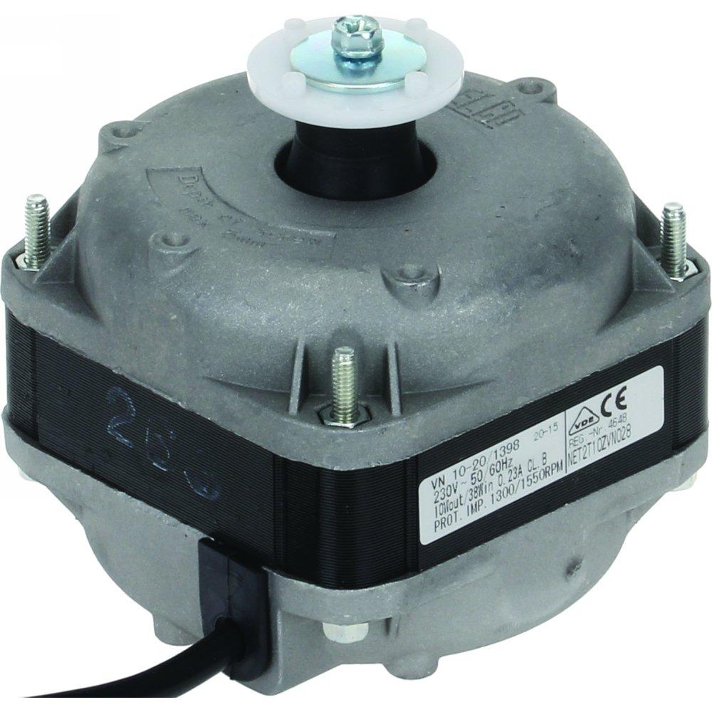 Elco NET2T10ZVN028 - Motor de ventilador (10 W, 20 W, 230 V)