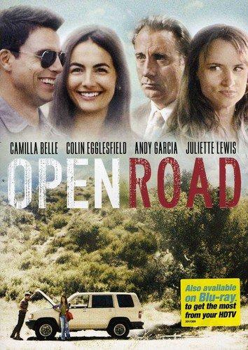 Open Road -  DVD, Marcio Garcia, Camilla Belle