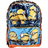 "Despicable Me 16"" Kids Backpack"