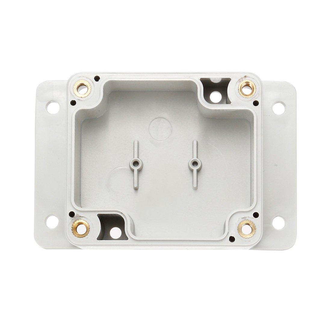 157/mm x 90/mm x 40/mm Wasserdicht Kunststoff Power Abzweigdose umschlie/ßen Fall