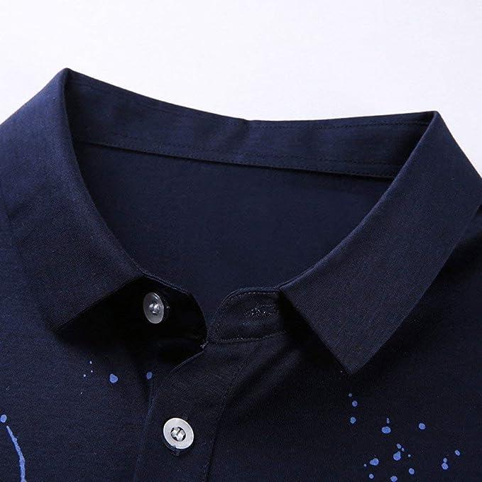 Camisa De Polo para Hombre Camisa De Polo De Simplicidad para ...