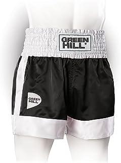 GreenHill Fighter, Short Kick Boxing Mixte Adulte Green Hill KBSF-3746