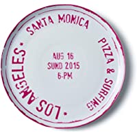 Bitossi Home MCA7 Plato para Pizza de Porcelana