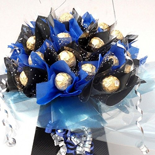 For My Special Guy Ferrero Bouquet Chocolates