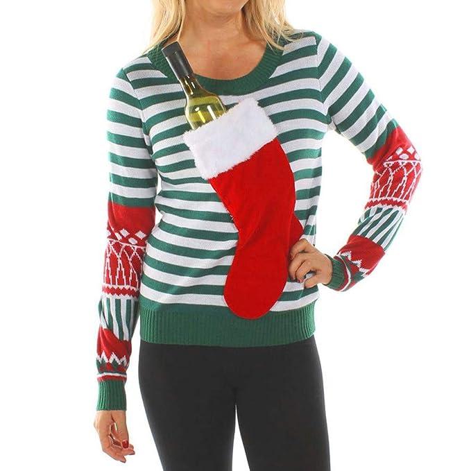 HWTOP Sweatshirts Hoodies Damen Shirt Oberteil Hemd Langer T