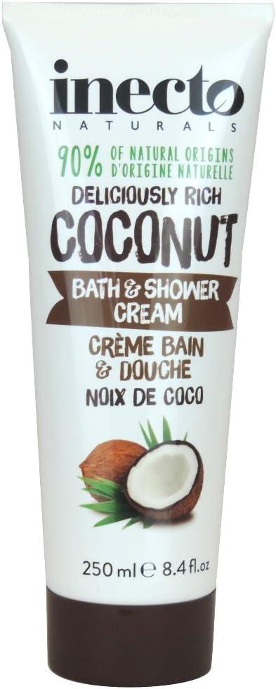 Inecto Naturals Coconut Bath & Shower Cream