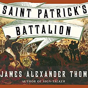 Saint Patrick's Battalion Audiobook
