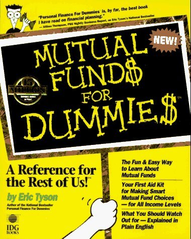 Mutual Funds for Dummies by Eric Tyson - 1 Tysons Mall