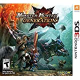 Capcom 3DS Monster Hunter Generations - Nintendo 3DS