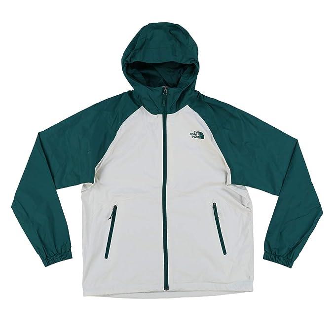 0552a2a78 The North Face Men's Boreal Full Zip Rain Jacket Outerwear DANISH BLUE