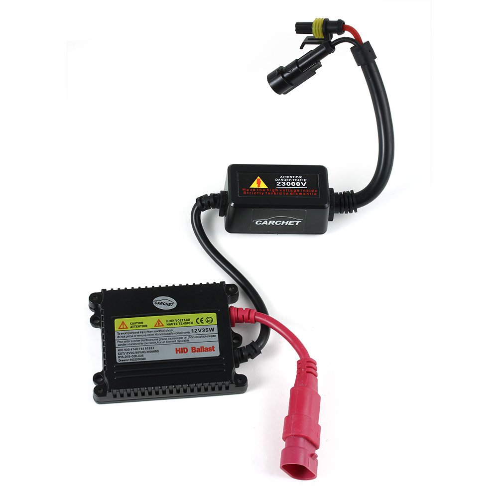 35W Centralina Ballast per Auto Lampada HID XENON H1 H3 H7 H8 H9 H11 9004 cmltzoneit