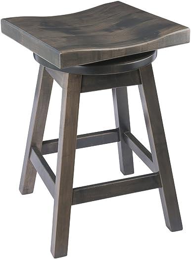 Furniture Barn USA Swivel Urban Bar Stool