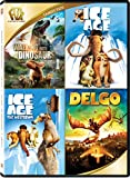 Walking with Dinosaurs / Ice Age / Ice Age: The Meltdown / Delgo Quad Feature