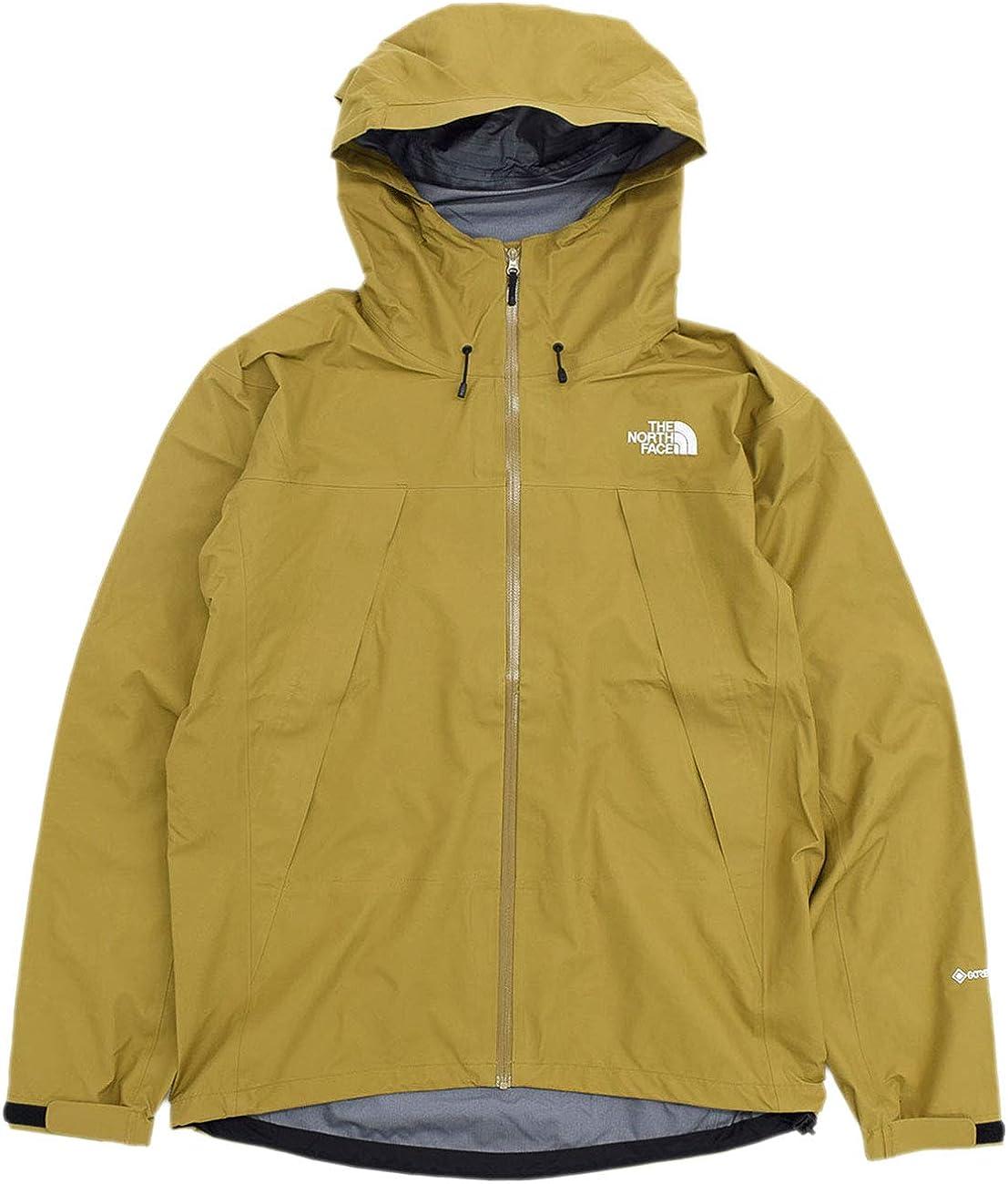 [ザノースフェイス] ジャケット メンズ クライム ライト カーキ(BK) XL