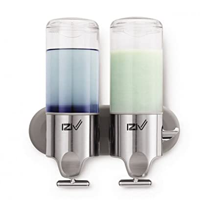 iZiv(TM) Delicada Vida 1000ml Dispensador de Jabón de Pared Liquido Dispenser Plástico ABS